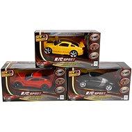 New Bright RC Sportovní auto 1:24 - Auto