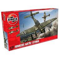 Airfix Model Kit A03087 Aircraft - Junkers Ju87B-1 Stuka - Model Airplane