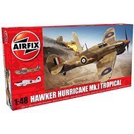 Classic Kit letadlo A05129 - Hawker Hurricane Mk1 - Tropical