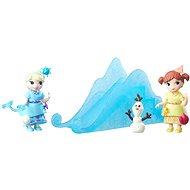 Hasbro Ledové království Snow Sisters Set - Herní set