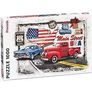 Piatnik Old Route 66 - Puzzle