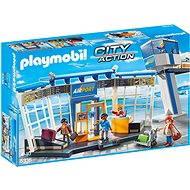 Playmobil 5338 Letiště s kontrolní věží - Stavebnice