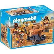 Playmobil 5388 Egypťané s ohňovým samostřílem - Stavebnice