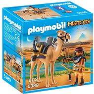 Playmobil 5389 Egyptský bojovník s velbloudem - Stavebnice
