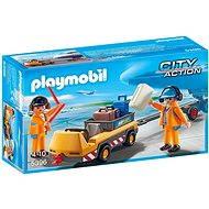 Playmobil 5396 Pushback - Stavebnice