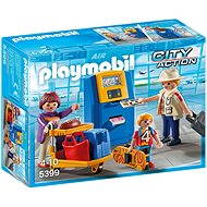 Playmobil 5399 Rodina u check-in kiosku - Stavebnice