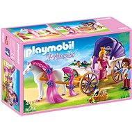 Playmobil 6856 Královský pár s kočárem - Stavebnice