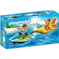 Playmobil 6980 Vodní skútr s banánovým člunem - Stavebnice