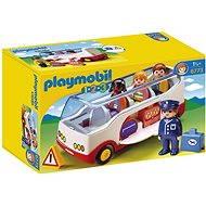Playmobil 6773 Autobus (1.2.3) - Hračka pro nejmenší