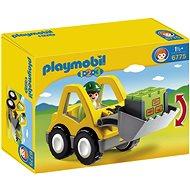 Playmobil 6775 Čelní nakladač (1.2.3) - Stavebnice