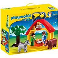 Playmobil 6786 Jesličky (1.2.3) - Stavebnice