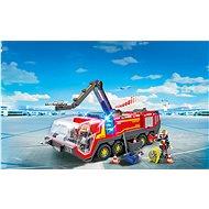 Playmobil 5337 Letištní hasičský vůz - Stavebnice