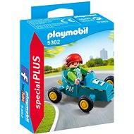 Playmobil 5382 Chlapeček se šlapacím autem - Stavebnice