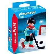 Playmobil 5383 Trénink ledního hokeje - Stavebnice