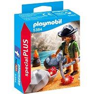Playmobil 5384 Hledač diamantů - Stavebnice