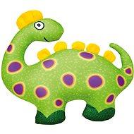 Bino Dinosaurus zelený - Plyšák