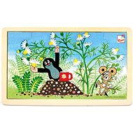 Bino Puzzle The Mole and the Little Mouse - Puzzle