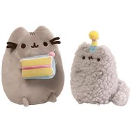 Pusheen – Birthday Collectable Set - Plyšák