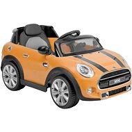 Dětské autíčko Mini Copper – žlutý - Dětské elektrické auto