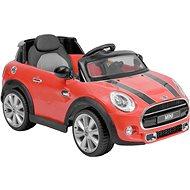 Dětské autíčko Mini Cooper – červené - Dětské elektrické auto