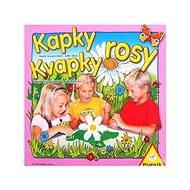 Kapky rosy - Společenská hra