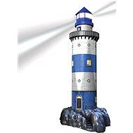 Ravensburger 3D 125777 Maják v příboji (Noční edice) - 3D puzzle
