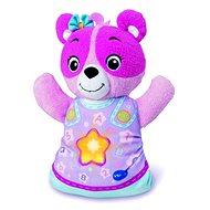 Vtech Usínáček Medvídek růžový - Plyšák