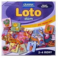 Lotto House - Board Game