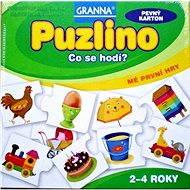 Puzlino - Společenská hra