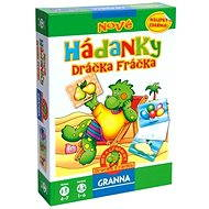 New Puzzles Little Dragon - Board Game