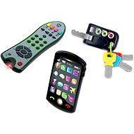 Trio set Tech Too - klíče, ovladač a telefon - Interaktivní hračka