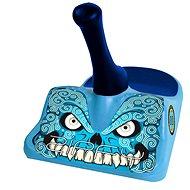 Zipfy Carvingový bob Ghostrider - modrá - Boby