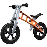 FirstBike Cross Orange - Sportovní odrážedlo