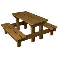Cubs Karolína - Piknikový stoleček - Příslušenství na dětské hřiště