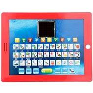 Dětský tablet červený - Dětský notebook