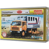 Monti system 12 - Expedition Tatra 815 scale 1:48 - Building Kit