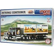 Monti system 25 - Intrans Container Western star měřítko 1:48 - Stavebnice
