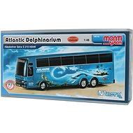 Monti system 50 - Atlantic Delfinarium Bus měřítko 1:48 - Stavebnice