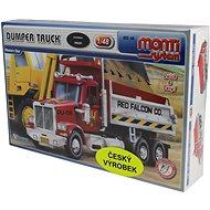 Monti system 44 - Dumper Truck Western star měřítko 1:48 - Stavebnice