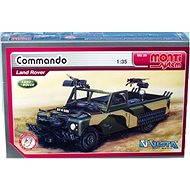 Monti system 29 - Commando Land Rover měřítko 1:35 - Stavebnice