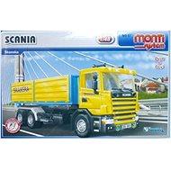 Monti system 67 - Scania Skanska měřítko 1:48 - Stavebnice