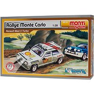 Monti system 23 - Rally Monte Carlo scale 1:28 - Building Kit