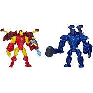 Avengers Hero Mashers - Iron man vs. Iron monger - Figurky