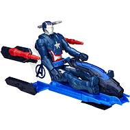 Avengers - Patriot s vozidlem - Figurka