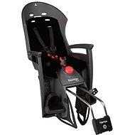 Hamax Siesta šedá/černá - Dětská sedačka na kolo