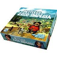 Settlers - Zrod Impéria - Společenská hra