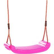 Houpačka CUBS VIP - plastový sedák růžový - Houpačka