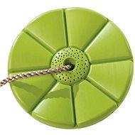 Houpačka CUBS Disk - květinka světle zelená - Houpačka