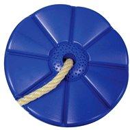 Houpačka CUBS Disk - květinka modrá - Houpačka