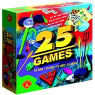 Set of 25 games - Game Set
